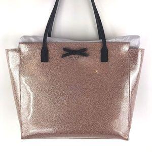 Kate Spade Taden Mavis Street Rose Gold Purse Bag